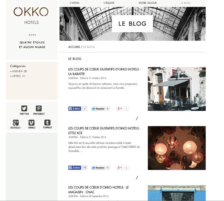 Okko hôtels